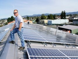 Russian River Brewery Solar Installation