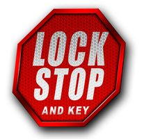 Lock Stop and Key-2