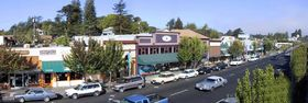 Sebastopol downtown photo