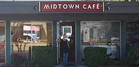 Midtown Cafe Storefront