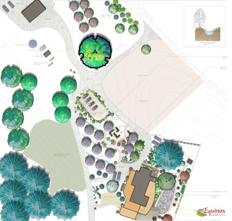 free landscape design templates for the fire rebuild events