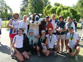 Santa Rosa Half and Full Marathon