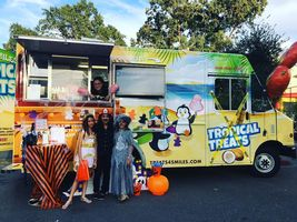 Community Events with Snowie the Snow cone Truck!