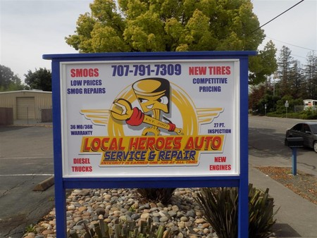 Local Heroes Auto Care Piner