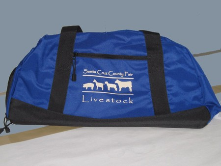 Screen Printed Duffel Bags - For travel, sports or