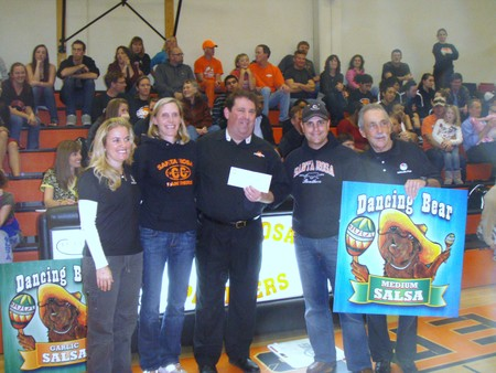Schools Plus grants Santa Rosa High School $12,500