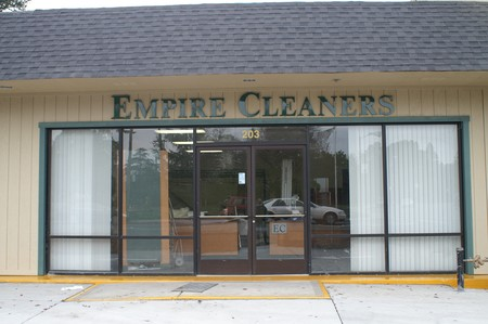 EMPIRE CLEANERS