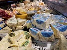 Cheese Section