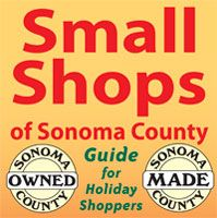 Small Shops of Sonoma County Holiday Gift Guide