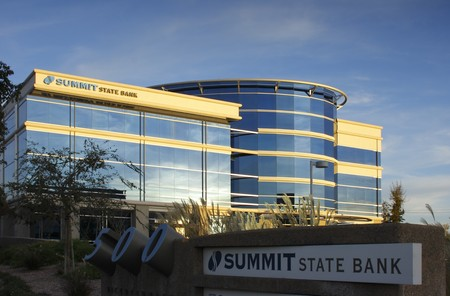 Summit State Bank Corporate Office