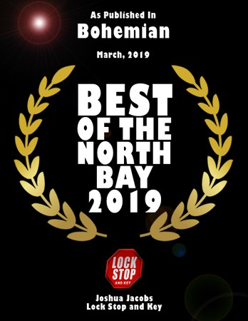 Voted Best of the North Bay 2019