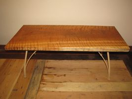 Recycled Redwood Coffee Table