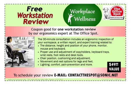 Workstation Review Coupon