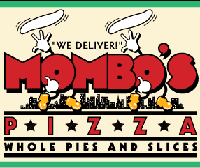 Enjoy Mombo's Pizza and Support Schools!