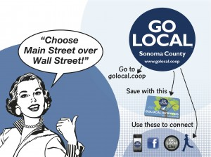 GoLocal's New Local First Poster
