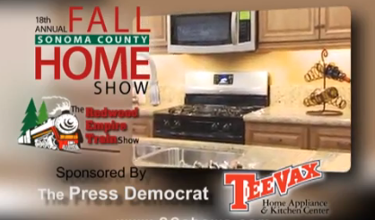 TeeVax Home Appliance and Kitchen Center Co-Sponsors Fall Home Show, Sept 21-23