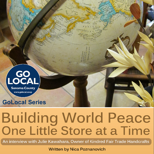 Building World Peace One Little Store at a Time