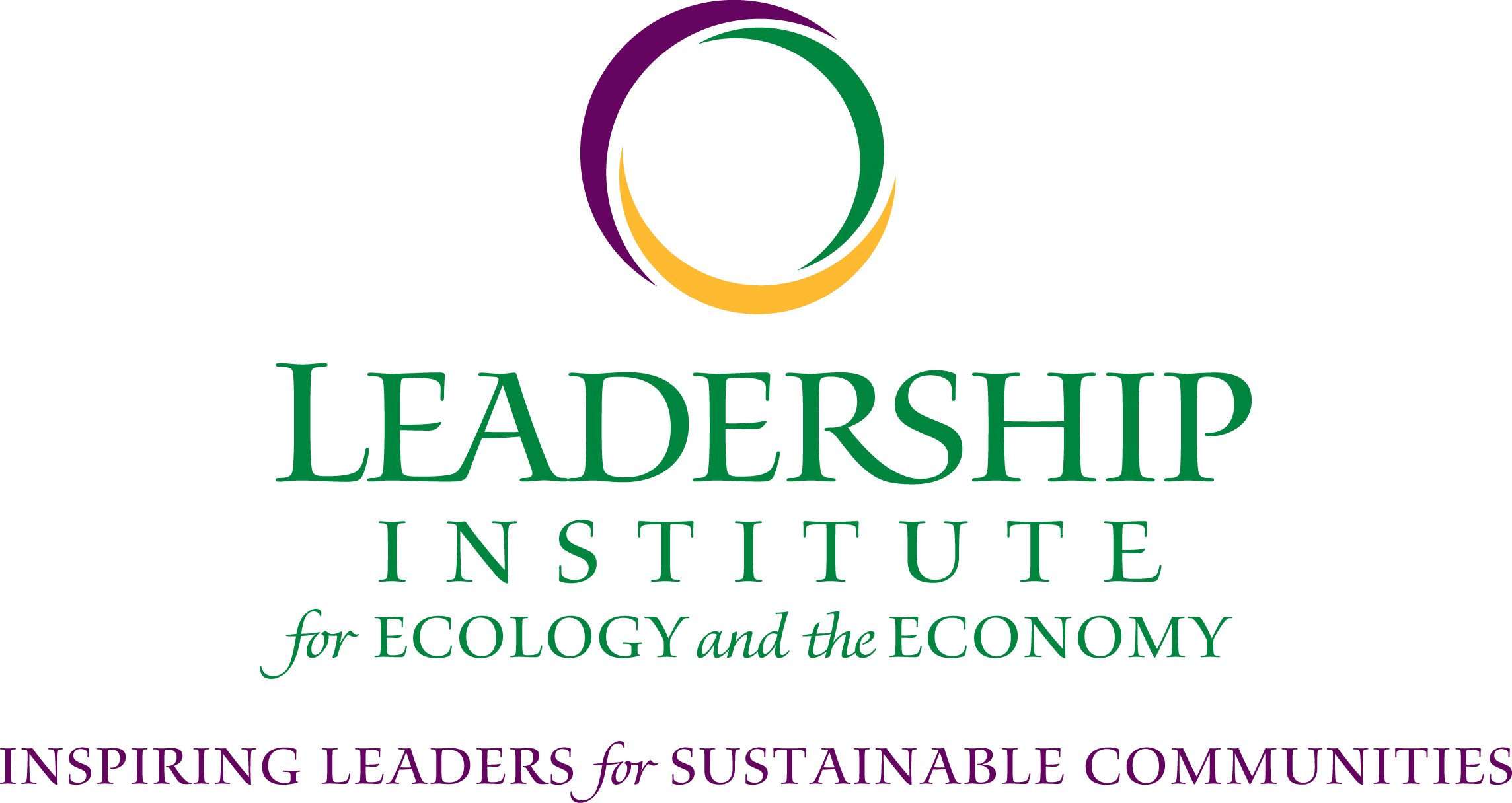 Leadership for a Sustainable Future - 2013-2014 Applications Open