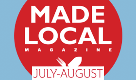 Made Local Magazine: July/August 2014