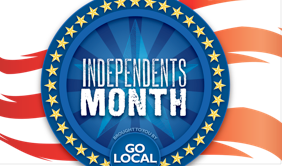 Celebrate Your Local Independents in July