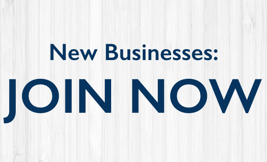 New businesses: Join now