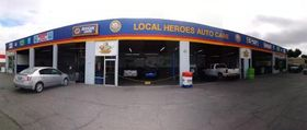 Local Heroes Auto Piner