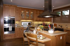 Hyatt Residence - Kitchen