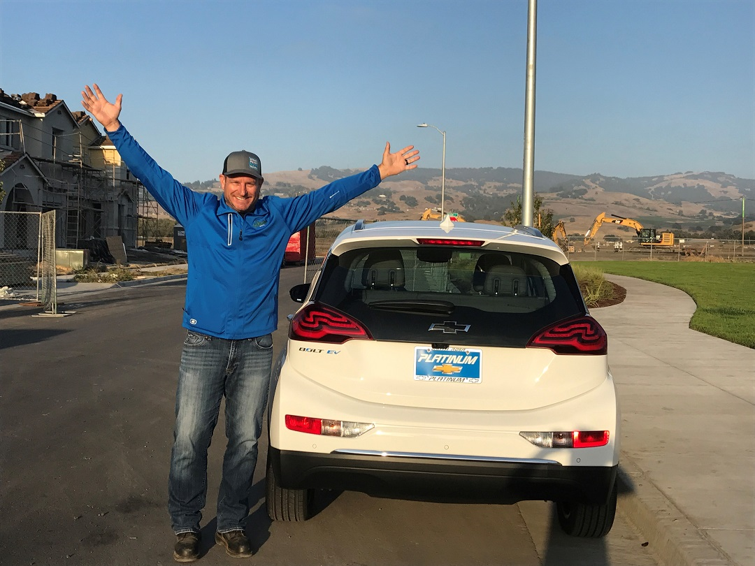 In 3 Years, Sonoma Clean Power Incentivized Over 1,250 EVs