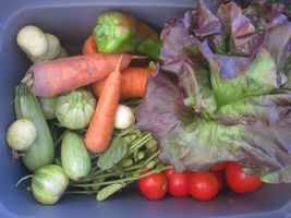 CSA Box ready for delivery