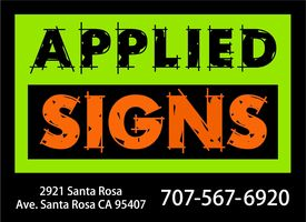 Applied Signs logo