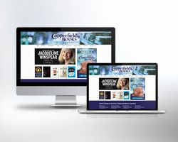 Copperfield's Books Website Design