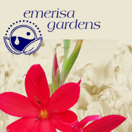 Emerisa Gardens photo and logo