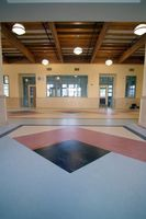 Custom Forbo Linoleum at St. Helena Boys and Girls