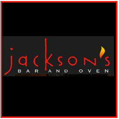 Jackson's bar and oven logo
