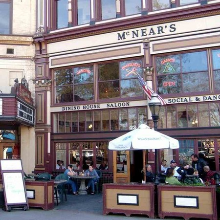 McNear's Saloon