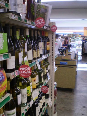 Sonoma County wines - Drink Local