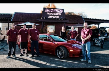 Best Car Wash Sonoma County