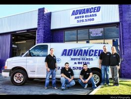 Advanced Auto Glass Team