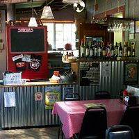 Inside the BBQ Smokehouse Bistro