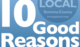 Ten Reasons to GO LOCAL