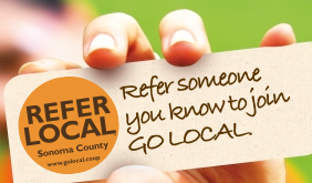 Tools for Referring GO LOCAL Membership