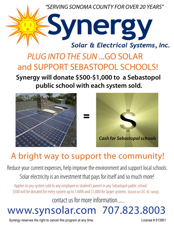 Synergy Solar Electrical Systems Gains Nabcep Accreditation